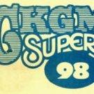 CKGM  Pete Daily- Terry Stevens  9/20/86  1 CD