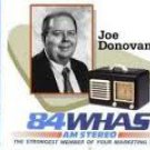 WHAS Joe Donovan   12/17/93  1 CD