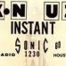 KNUZ  Paul Williams  12/12/61  1 CD
