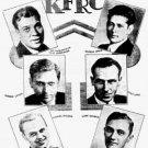 KFRC  Ed Mitchell - Mike Phillips-Ed Dorman 12/31/66 &  1/1/67  5 CDs