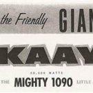 KAAY Beaker Street Clyde Clifford 6/26/70 1 CD