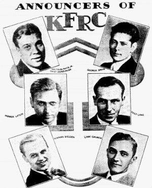 KFRC Howard Clark  11/25/66     Part 1  1 CD
