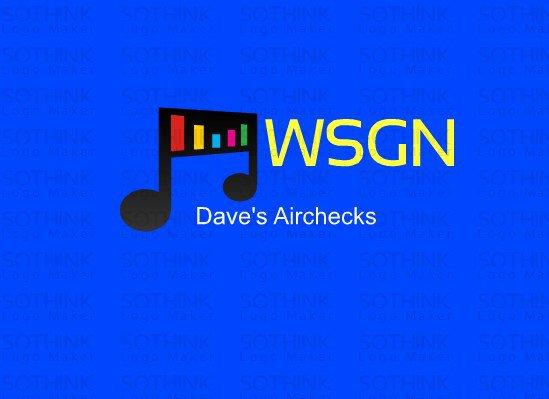 WSGN  Dick Kent  October 4, 1967     1 CD
