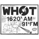 WHOT Pirate Radio Brooklyn, NY Hank Hayes & Jim Nazium  6/3/89  1 CD