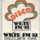 WKTU-FM  February 24, 1979  1 CD
