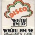 WKTU-FM  February 24, 1979  1 CD