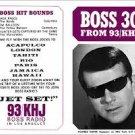 KHJ Humble Harv  Top 93 of 1967  12/31/67  4 CDs