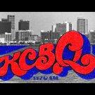 KCBQ July 1971  1 CD