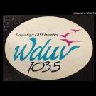 WDUV Tampa, Florida  8/31/85  1 CD