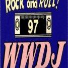WWDJ Al Brady  6/1/72    & B'Wanna Johnny 7/1/71  1 CD