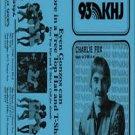 KHJ Tommy Fox 5/15/80  1 CD
