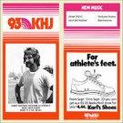 KHJ Danny Martinez  10/10/80  & 12/19/80   2 CDs