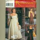 Renaissance Gown Costume Sewing Pattern Simplicity 0657 Size 10-14 UNCUT