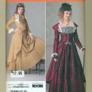 Steam Punk Cosplay Steampunk Costume Sewing Pattern Simplicity 2172 Size 14-22 UNCUT