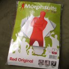 Morphsuits Costume Red Original Size Large NIP