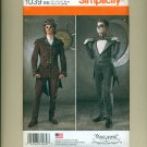 Steam Punk Costume Cosplay Steampunk Sewing Pattern Simplicity 1039 Size 46-52 UNCUT