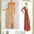 Vogue Badgley Mitschka Sewing Pattern Gown 2073 Size 18-22 UNCUT