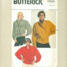 Vintage 80s Moto Jacket  Size 8-10-12  UNCUT Butterick 3475