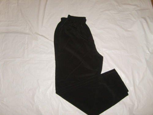 WOMENS CARIBOU PANTS SIZE LARGE BLACK