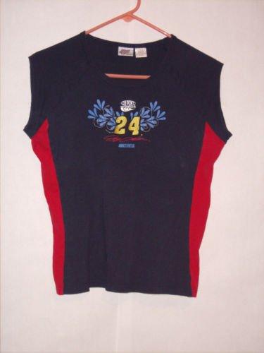 Winner's Circle # 24 Nascar Jeff Gordon Top size L