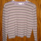 WOMEN'S LIZ CLAIBORNE SWEATER SIZE SMALL LONG SLEEVE