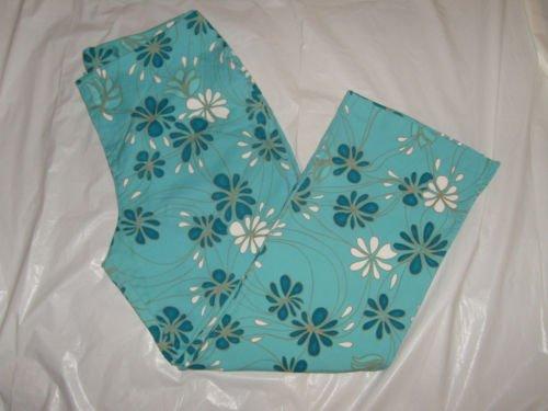 Women's Cute Pant Capris size 32x24 blue