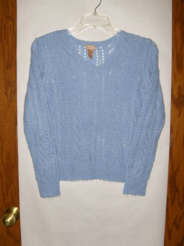 Women's Canyon River Blues Sweater size S (6-8)