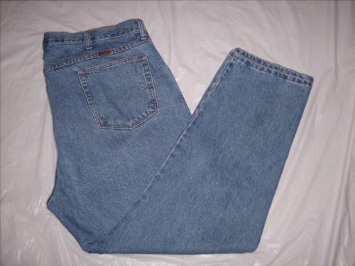 Rustler Blue Denim Jeans size 42x30