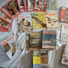 Vintage Magazines Collection 73 pc. Lot acceptable cond
