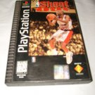 Vintage NBA Shootout Playstation 1996 has box and Book