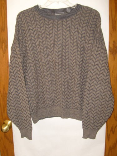 Men's David Taylor Sweater Size XL Really Nice