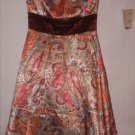 Studio Y Strapless Sundress size 9/10 Soft sleek