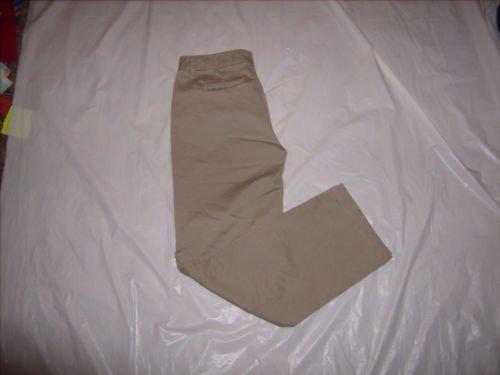 Faded Glory Women's Khaki Pants size 4 AVG