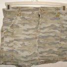 Girl's Arizona Jeans Brand Camo Cotton Shorts size 14