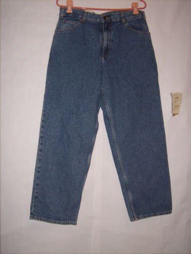Boy's Arizona Relaxed Blue Denim Jeans size 22 H NWT