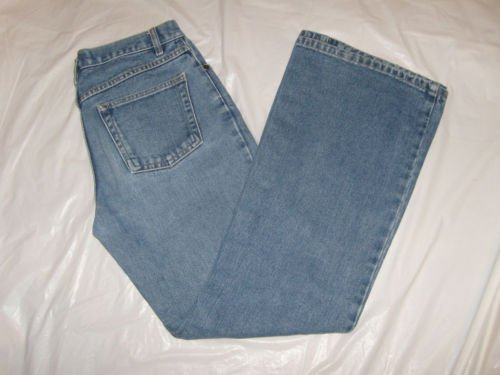Juniors Xhilaration Blue Denim Jeans size 3 bootcut