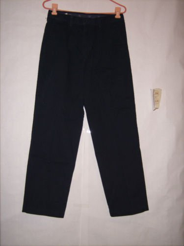 Dockers Pleated Navy Blue Dress Pants size 32x30
