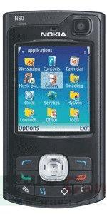 Nokia N80 Internet Edition (512 MB) (i/e p.black)