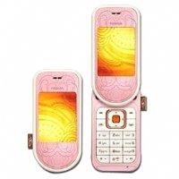 Nokia 7373 (128 MB) (powder pink)