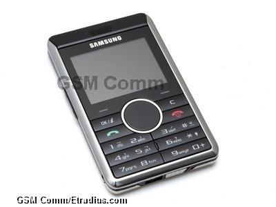 Samsung P310 (imperial black)