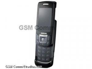 Samsung D900 (black)