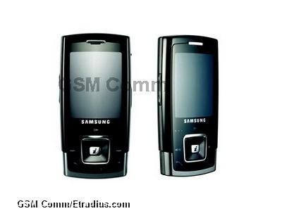 Samsung E900 (black)