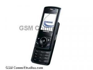 Samsung D520 (violet black)