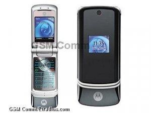 Motorola KRZR K1 (black)