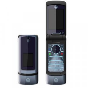 Motorola - KRZR K3 (grey)
