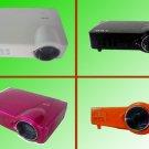 Cheap portable led overhead projector 1080p