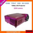 Cheap mini led projector HDMI 1080p with USB/SD reader (D9HD)