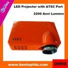 Portable hd led tv projector 1080p (D9HS)