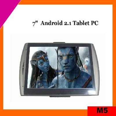 7inch cheapest tablet pc Android 2.3 (M5)