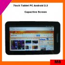 Cheap 7inch tablet pc mid android 2.3 support flash 10.3 (M8)